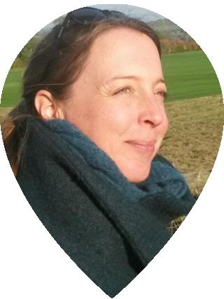 Achtsamkeitslehrerin Frauke Lenz